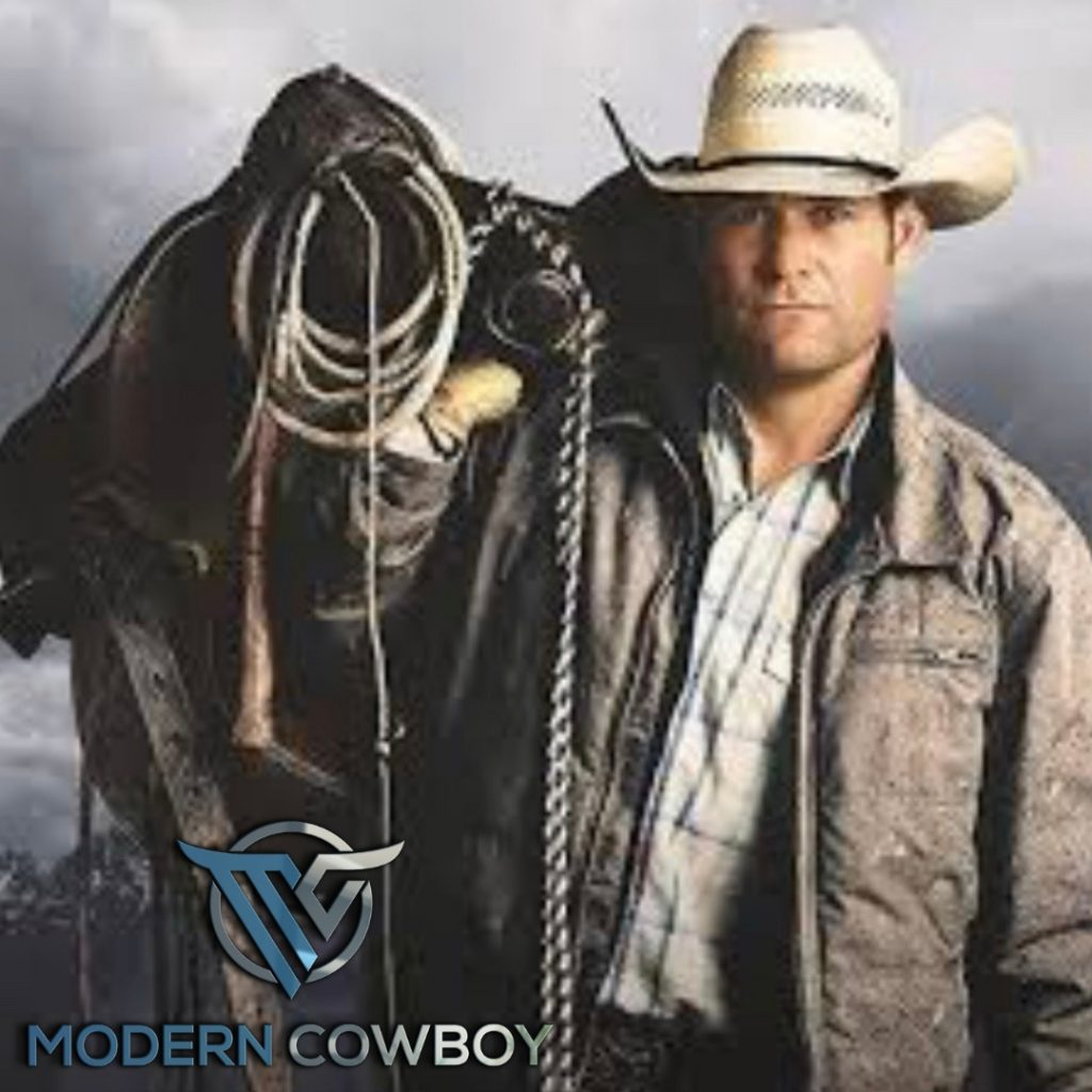 episode 035 booger brown star of insp network s the cowboy way